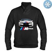 Толстовка мужская утепленная BMW M Power фото