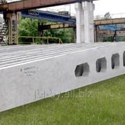 Балки железобетонные для зданий и сооружений двухскатные фото