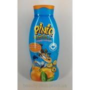 Pinio Мандарин, 2в1 шампунь, средство для купания, 500 мл фото