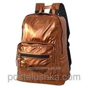 Рюкзак комета DERBY с карманом для ноутбука 15* кожзам фото