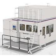 Установки воздуходувные для изготовления ПВХ и ПЭТ-бутылок из ПВХ-гранулята фото