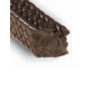 Набивка сальниковая плетеная из нитей графитонаполненого политетрафторэтилена фото