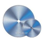 Алмазный диск сплошной 110х20 RIM, WET фото
