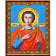 Рисунок-схема Святой Дмитрий Солунский КТК - 3060 фото