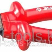 Плоскогубцы Зубр электрик комбинированные, хромоникелевое покрытие, высоковольтные до ~1000В, 160 мм Код: 2214-1-16_z01 фото