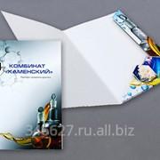 Рекламная полиграфия, изготовление брендированной и сувенирной продукции. фото