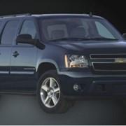 Автомобили Chevrolet Suburban бронированный фото