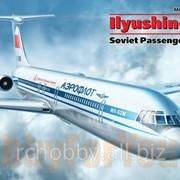 Модель Ильюшин-62М фото