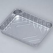 Посуда одноразовая из алюминиевой фольги фото