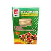 Зубочистки в инд. упак. 1/1000шт./50уп. фото