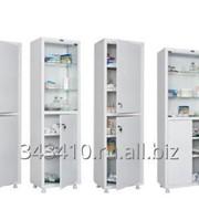 Шкафы медицинские фото