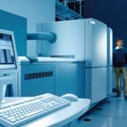 Высокопроизводительная ролевая цифровая печатная машина Oce ColorStream 10000 Flex фото