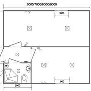 Проекты типовые модульных домов и коттеджей. фото