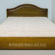 """Двуспальная деревянная кровать """"Виктория"""" в Одессе фото"""