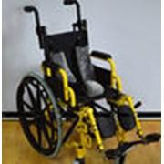 Детская инвалидная коляска H-714N фото