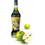 Cироп Vedrenne Зеленое яблоко фото