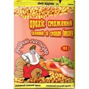 Арахис жареный с беконом ТМ Добрий господар оптом фасованный. купить арахис в Киевской области оптом фото