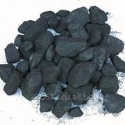 Уголь каменный марки ДГр фото