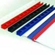 Переплет на планку Press-Binder, размер планки в мм 3, кол-во листов 30 фото