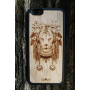 Чехлы из дерева IWooD для iPhone 4/4s, 5/5s, 6/6+ фото