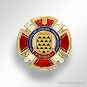 Наградной знак Знак пошани. Національна металургійна академія України фото