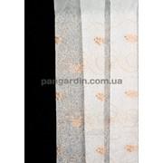 Тюль с вышивкой Tondo 5 фото