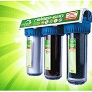 Система очистки водопроводной воды Гейзер 3 фото