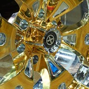 Золочение,Серебрение,бронзирование.Покрытие золотом, серебром, бронзой .Любой токопроводящий металл.. фото