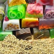 Мыло натуральное ручной работы весовое фото