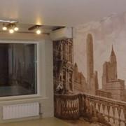 Фотопечать на натяжных потолках и стенах фото