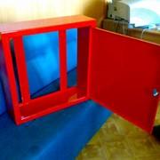 Шкафы пожарные металлический фото