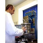 Анализ парка техники, лабораторный анализ работающего масла фото