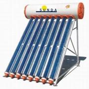Системы солнечного нагрева воды, гелиосистемы фото