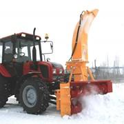 Снегоочиститель шнекороторный ФРС-200М фото