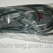 Сетевой фильтр DeTech 3500Вт 5м d2мм фото
