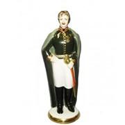 Статуэтка Генерал Кутайсов (15 см) (Францъ Гарднеръ) фото