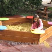 Песочница Модель Б04 фото