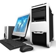 Компьютеры, Отличный компьютер для вашего дома и офиса, Мощные, игровые, дизайнерские, настольные, компьютеры. фото