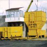 Перевалочные станции для перевозки отходов фото