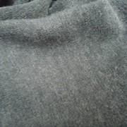 Ткань Трикотаж Ангора Серый фото
