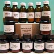 Набор №14ВС (Сульфаты, сульфиты, сульфиды) фото