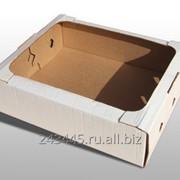 Гофрокоробка из гофрокартона Т-23 «телевизор», высечка фото