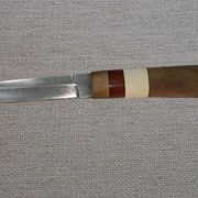 Нож из дамасской стали №134 фото