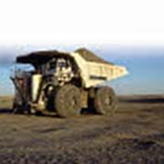 Самосвал карьерный T 282 C фото