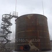 Резервуар стальной вертикальный фото