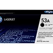 Заправка картриджа HP Q7553A фото