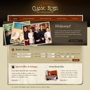 Создание индивидуального сайта для гостиниц фото
