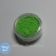 Краситель пищевой Цветочная пыльца Лайм, код 39 фото