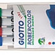 Набор маркеров Giotto Robercolor для белой доски, Medium, блистер фото