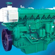 Двигатель дизельный судовый серии Weichai X170ZC фото